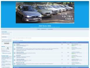 Club Vectra Chile ***ClubVectra.cl***