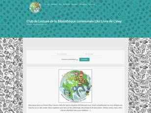 Club de lecture de L'Air Livre Ciney