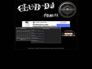 Club DJ Forum
