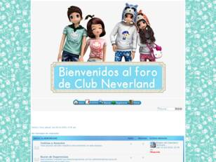 Foro Club Neverland