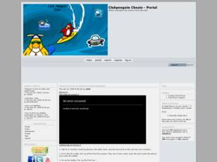 Free forum : Clubpenguin Cheats