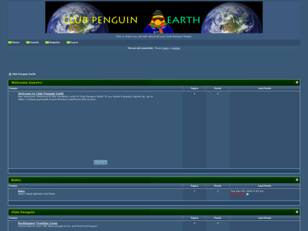 Free forum : Club Penguin Earth