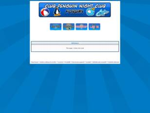 Club penguin Forum