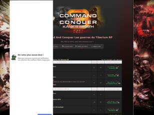 Command and Conquer, Les guerres Tibériennes RPG