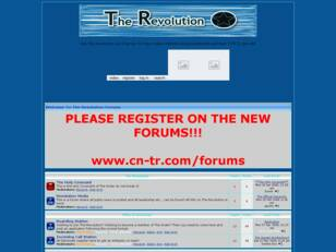 The Revolution Alliance Forum