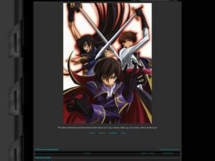 Free forum : Code Geass Revalation