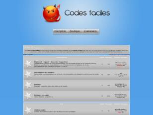 Codes-faciles
