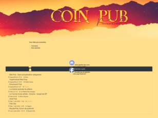 Forum de pub - Coin-Pub