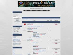 Free forum : COLA COLE OFFICIAL FORUM
