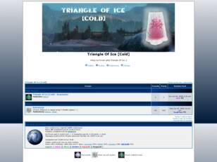 Triangle Of Ice
