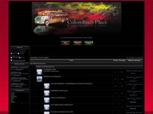 Foro gratis : COLOMBIAN_PLACE_RADIO