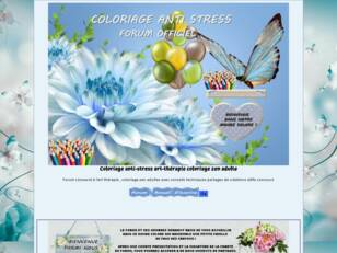 Coloriage anti-stress art-thérapie forum officiel coloriage zen adulte