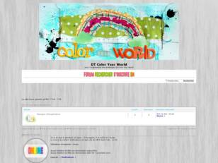 DT Color Your World