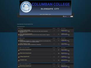 Columban College
