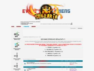 Evenements de la Communauté Solarienne !