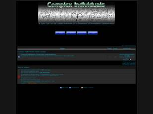 Complex Individuals Cyber Cafe