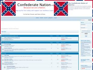 The Confederate States of America Official Forum