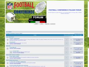 FOOTBALL CONFERENCE ITALIAN FORUM