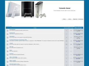 Forum gratis : Console 4ever