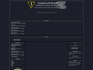 Forum free : Contact Left Airsoft