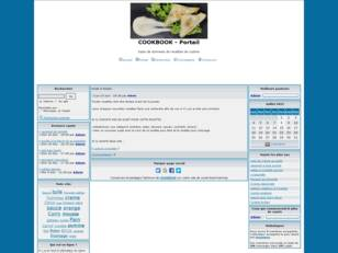 Forumactif.com : COOKBOOK