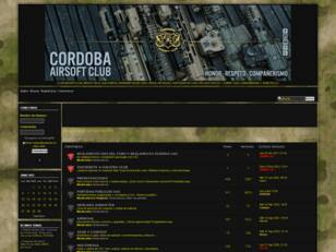 CORDOBA AIRSOFT CLUB
