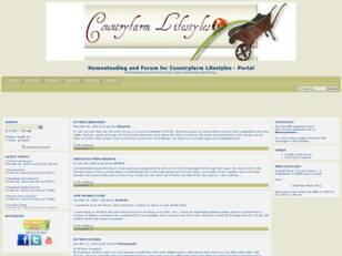 Farm Forum for Country Living and Farm Lifesetyles