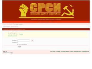 Communist Party of Cybernations