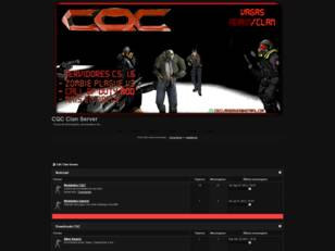 CQC Clan Server CS 1.6