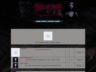Forum officiel de Cradle of Filth France!