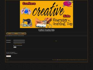 Crafters Creative Side