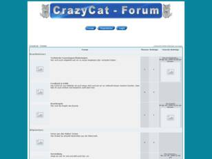 CrazyCat - Forum