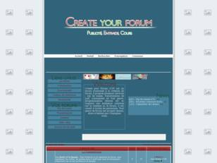 Create your forum