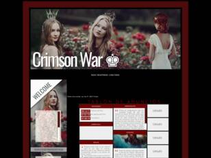 Crimson War RPG