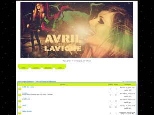 Avril Lavigne Indonesia | The first Forum in INDONESIA