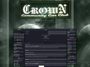 Crown Community Car Club Official Website
