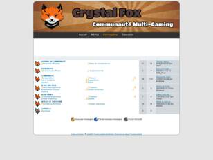 Crystal-Fox Gaming