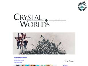 Crystal Worlds - Rol Final Fantasy