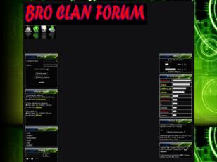 Bro Clan Forum