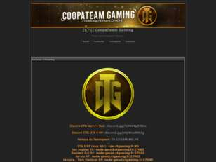 [CTG] CoopaTeam Gaming - Forum