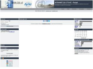 INTRANET DU CTV-47