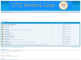 CTZ Writers Club