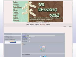 CU Freebies Only Forum