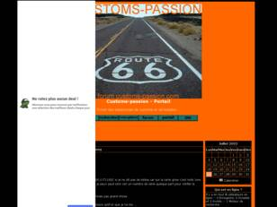 creer un forum : Customs-passion