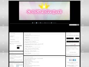 CuteGirls Project!