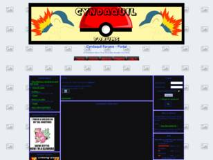 Cyndaquil Forums