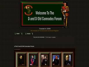 Devon and Dorset Regiment (The Janners)