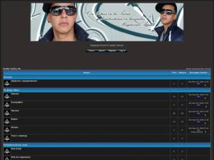Daddy Yankee BG Forum