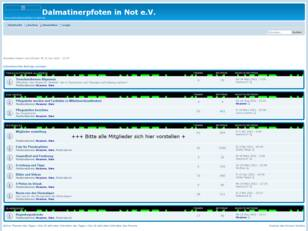 Dalmatinerpfoten in Not e.V.