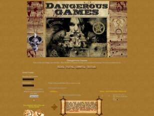 Dangerous Games/ DG
